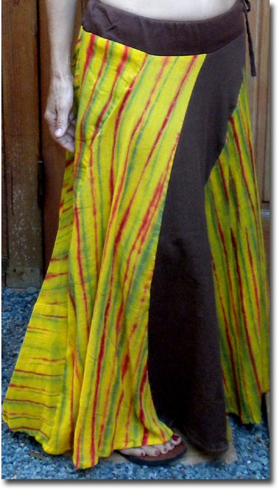 Reggae and Rasta Women's Clothing and Wear