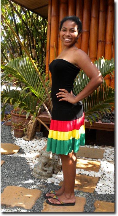Reggae and Rasta Women\'s Clothing and Wear - Reggae And Rasta Hawaii ...